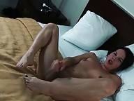 Cute She-Male Gina Hart Does Hot Solo 1