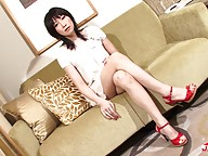 Hinata Kanan is just fucking cute it is amazing that this beautiful transgirl will get naughty for us. She has a great body, natural tits, nice ass and rock hard tgirl cock. Watch Hinata Kanan as she has some fun getting naked and stroking her nice tgirl